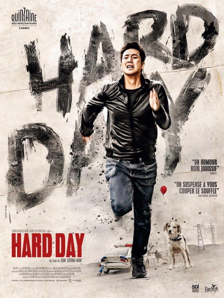 """""""Hard Day"""" (2014), un polar burlesque 2 image"""