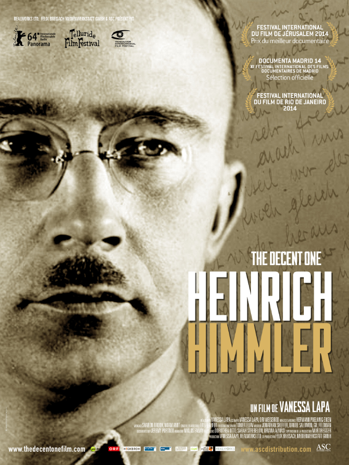 Heinrich Himmler - The Decent One affiche