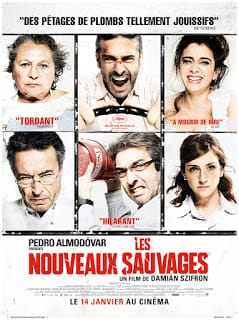 <i>Les Nouveaux Sauvages</i> (2014) de Damián Szifron / <i>Wild Tales</i> (2014) by Damián Szifron 1 image
