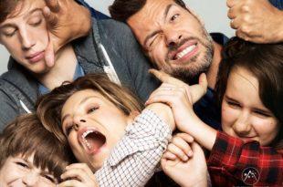 Papa ou Maman de Martin Bourboulon affiche film cinéma