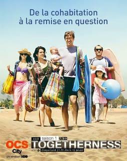 TELEVISION: <i>Togetherness</i>, saison 1 / season 1 1 image