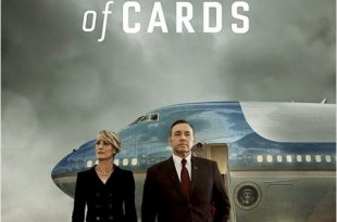 TELEVISION: <i>House of Cards</i> saison 3, un retour à haut risque ? / <i>House of Cards</i> season 3, a high risk comeback? 1 image