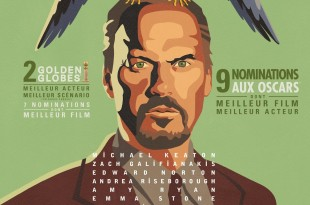 <i>Birdman</i> (2014), petit oiseau, si tu n'as pas d'ailes... / little bird, if you don't have your wings... 6 image