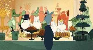 <i>Les Moomins sur la Riviera</i>, les vacances de trolls finlandais / <i>Moomins on The Riviera</i>, Finnish trolls holidays 4 image