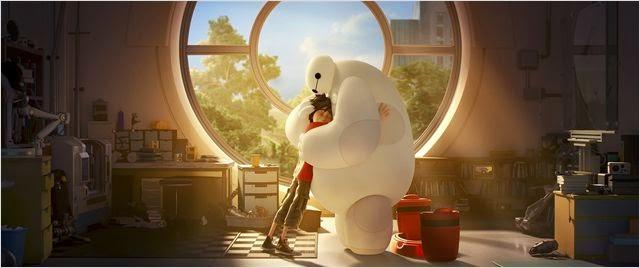 """Critique / """"Les Nouveaux Héros"""" (2014) : quand Wall-E rencontre Stan Lee 3 image"""