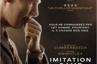 """Critique / """"Imitation Game"""" (2014) : Élémentaire, mon cher Watson 1 image"""
