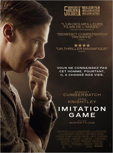 """[Critique] """"Imitation Game"""" (2014) : Élémentaire, mon cher Watson 1 image"""