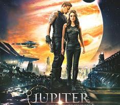 """""""Jupiter : Le destin de l'Univers"""" (2015) d'Andy et Lana Wachowski 1 image"""