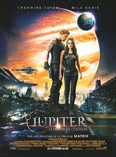 """""""Jupiter : Le destin de l'Univers"""" (2015) d'Andy et Lana Wachowski 8 image"""