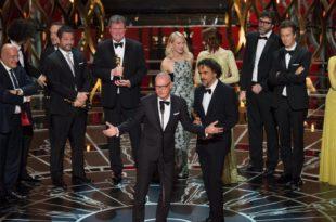 Oscars 2015, les temps forts de la cérémonie / the best moments of the show 1 image