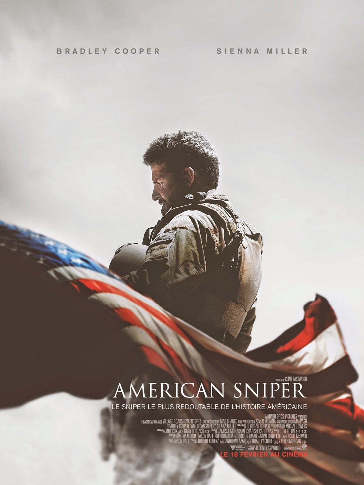 <i>American Sniper</i> (2014), l'homme derrière le fusil / the man behind the gun 7 image