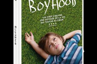 boyhood dvd cinéma visuel