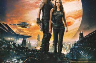 Jupiter:Le destin de l'Univers affiche film cinéma