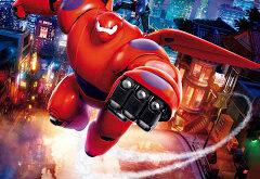 """[Critique] """"Les Nouveaux Héros"""" (2014) : Quand Wall-E rencontre Stan Lee 16 image"""