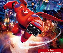 """[Critique] """"Les Nouveaux Héros"""" (2014) : Quand Wall-E rencontre Stan Lee 1 image"""