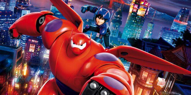 """Critique / """"Les Nouveaux Héros"""" (2014) : quand Wall-E rencontre Stan Lee 1 image"""