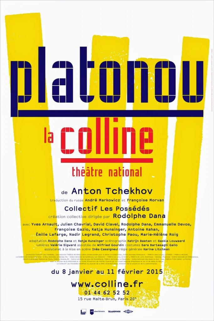 <i>Platonov</i>, une création collective dirigée par Rodolphe Dana & le Collectif des Possédés / a collective creation directed by Rodolphe Dana & le Collectif des Possédés 2 image