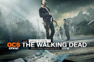 TELEVISION: <i>The Walking Dead</i>, saison 5, 2ème partie / season 5 part 2 4 image