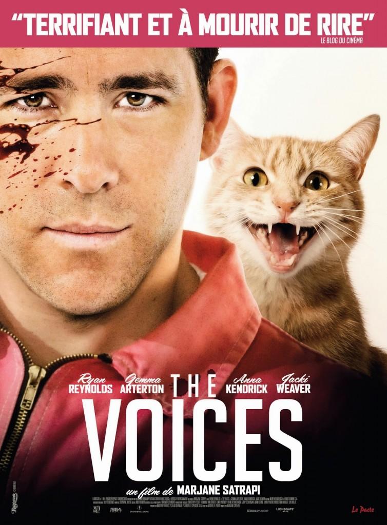 <i>The Voices</i> (2014), du vrai cinéma de genre / a real film genre 2 image