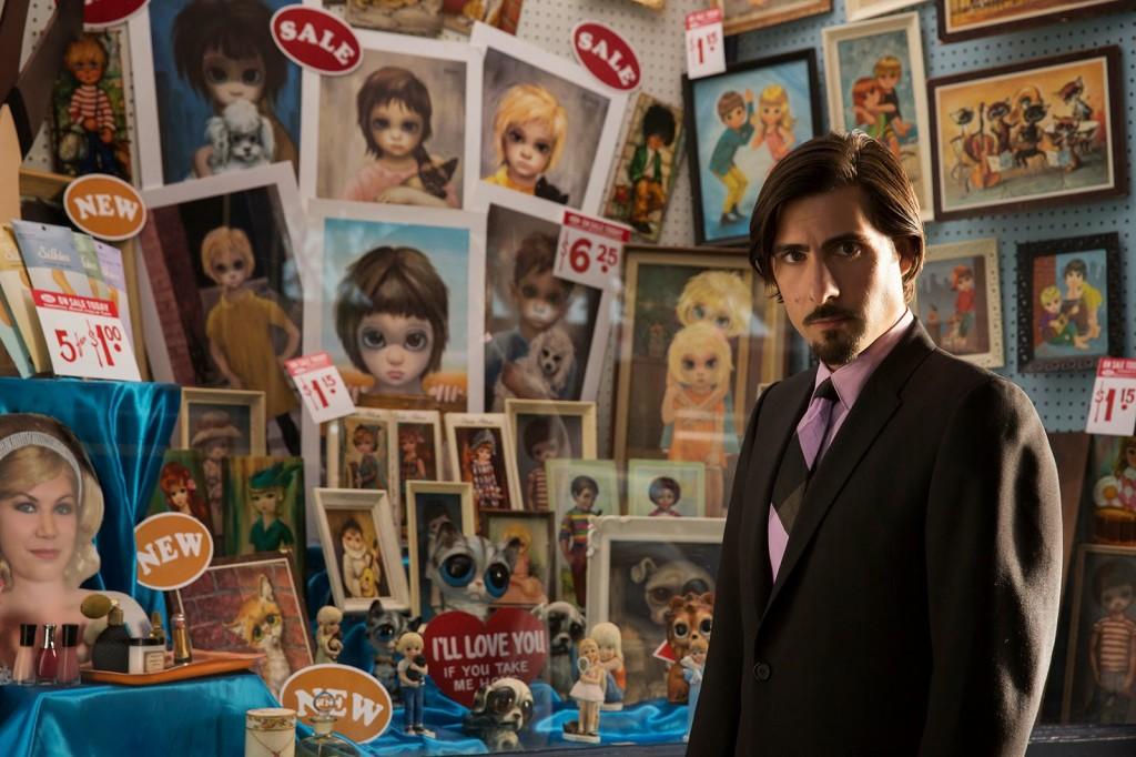 <i>Big Eyes</i> (2014), Tim Burton nous fait de l'œil / Tim Burton's wink at us 5 image