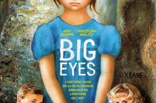 <i>Big Eyes</i> (2014), Tim Burton nous fait de l'œil / Tim Burton's wink at us 1 image