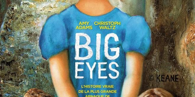 <i>Big Eyes</i> (2014), Tim Burton nous fait de l'œil / Tim Burton's wink at us 1 image
