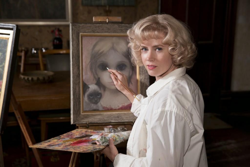 <i>Big Eyes</i> (2014), Tim Burton nous fait de l'œil / Tim Burton's wink at us 3 image
