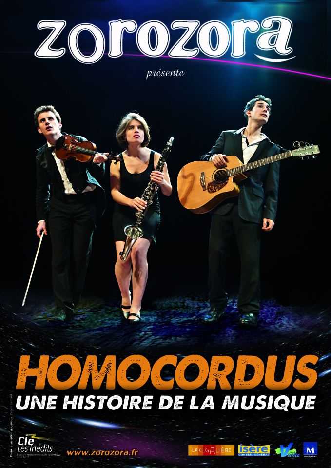 <i>Homocordus</i>, c'est dans nos cordes ! / to play with heartstrings! 2 image