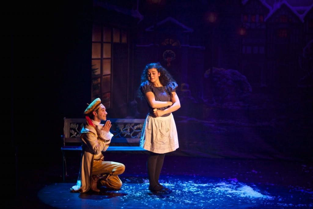 <i>La Petite Fille Aux Allumettes</i>, pour réchauffer les coeurs / warming our hearts up 3 image