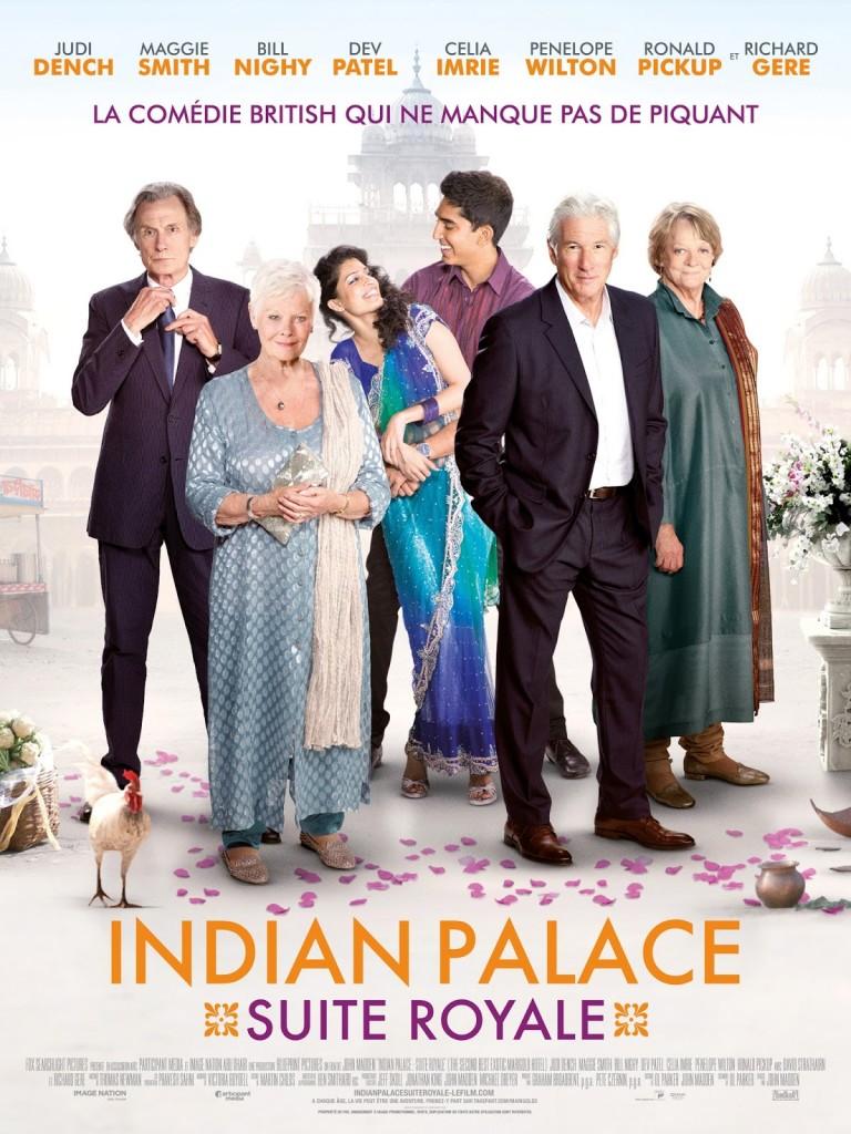 Indian Palace : Suite Royale - affiche