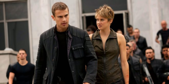 Divergente 2 : l'insurrection image film SF