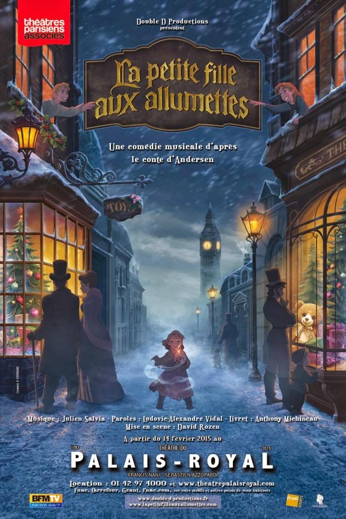 <i>La Petite Fille Aux Allumettes</i>, pour réchauffer les coeurs / warming our hearts up 2 image