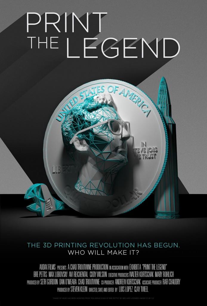 [Critique]<i>Print the Legend</i> (2014) de/by Luis Lopez & J. Clay Tweel 2 image