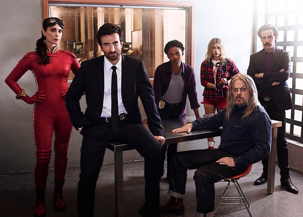 Powers saison 1 image 1