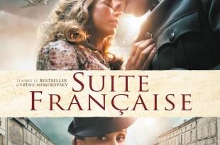 Suite Francaise affiche film cinéma