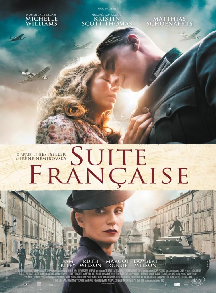 CINEMA: <i>Suite Française</i> (2015), mémoire de notre mère / memory of our mother 2 image
