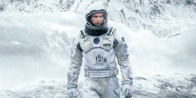 Interstellar de Christopher Nolan affiche film cinéma