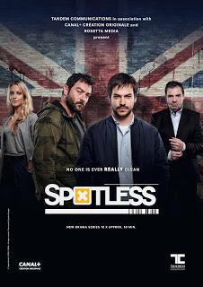 """""""Spotless"""" saison 1, l'esprit d'entreprise français 1 image"""