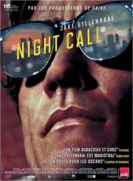 "♥ [Critique DVD] ""Night Call"" (2014) : Les démons de minuit 1 image"