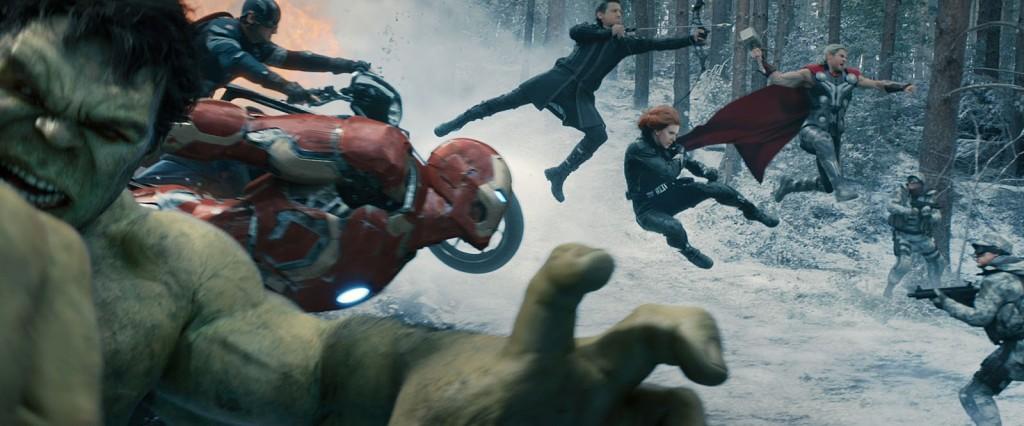 Avengers : L'ère d'Ultron - image