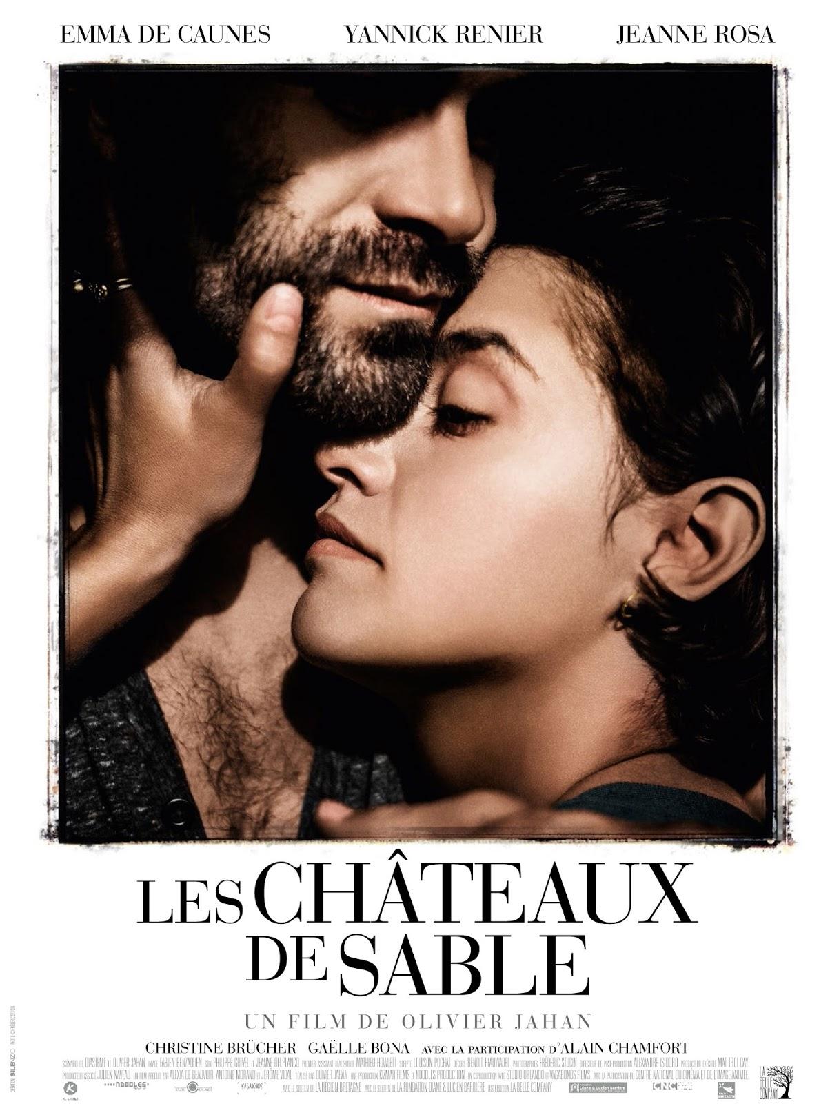 """Critique / """"Les Châteaux de Sable"""" (2015) : un film drôle et émouvant 3 image"""