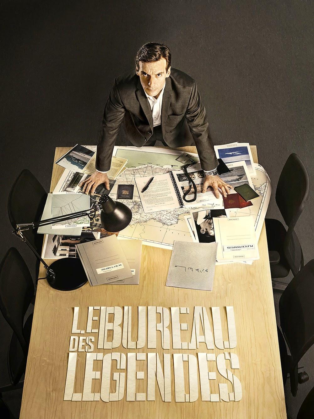 """[CRITIQUE] """"Le Bureau des Légendes"""" saison 1 1 image"""