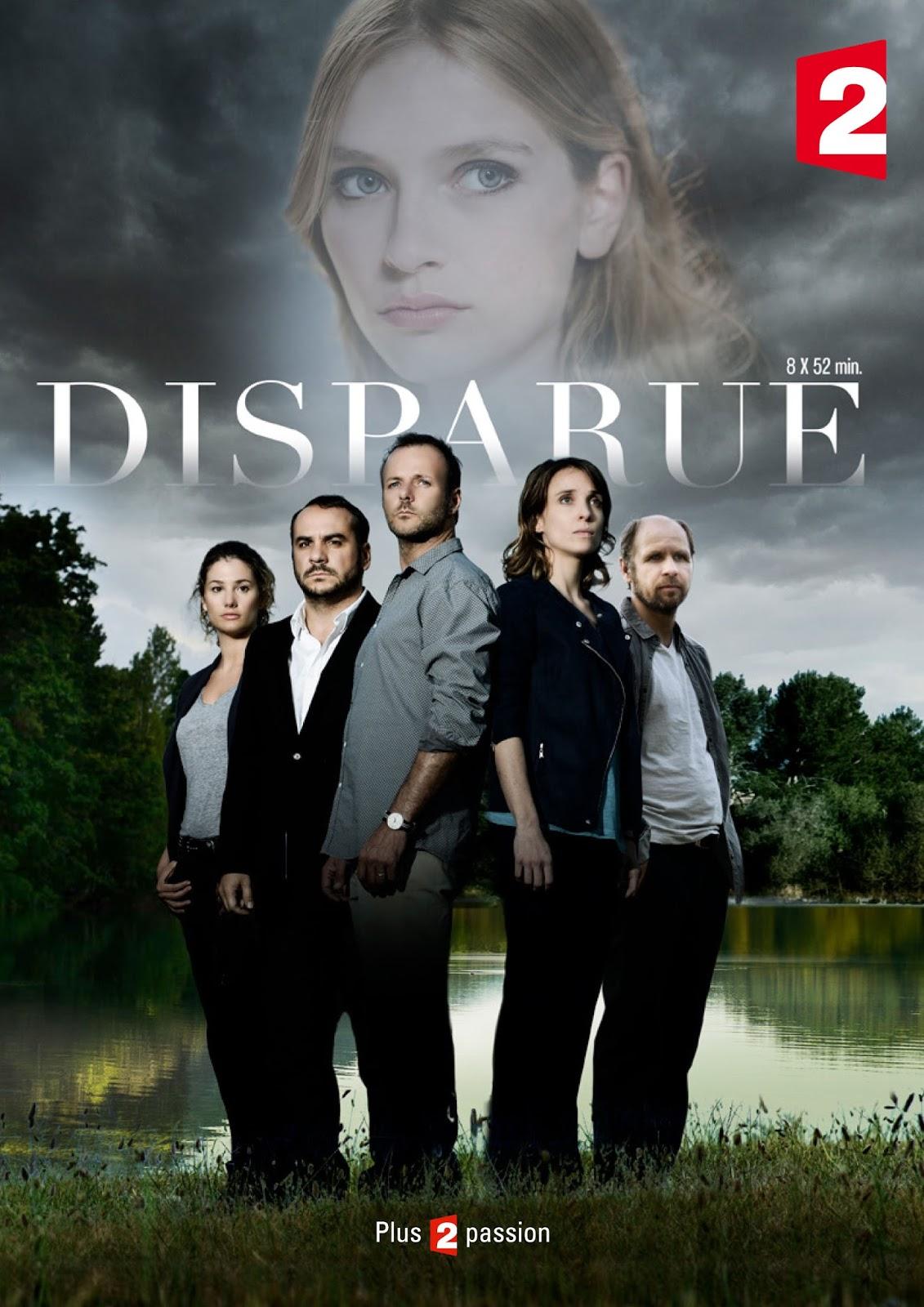 """Critique / """"Disparue"""" (2015) de Marie Deshaires et Catherine Touzet 1 image"""