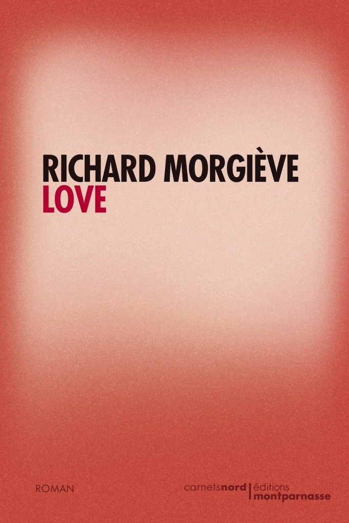 Love, Richard Morgiève - couverture