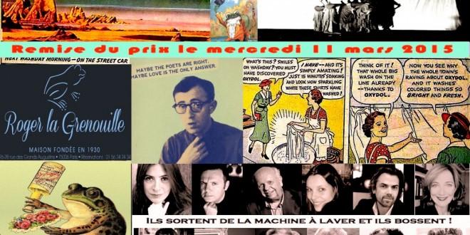 Prix de la page 112, le tout dernier né des grands prix littéraires! 1 image