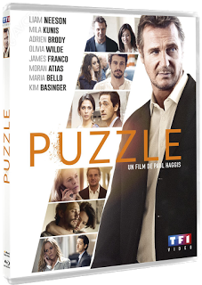 CINEMA: [DVD] <i>Puzzle</i> (2013) de Paul Haggis / <i>Third Person</i> (2013) by Paul Haggis 1 image
