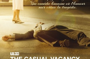 "#SeriesMania 2015 - [CRITIQUE] ""The Casual Vacancy"" (2015) de J.K. Rowling 1 image"