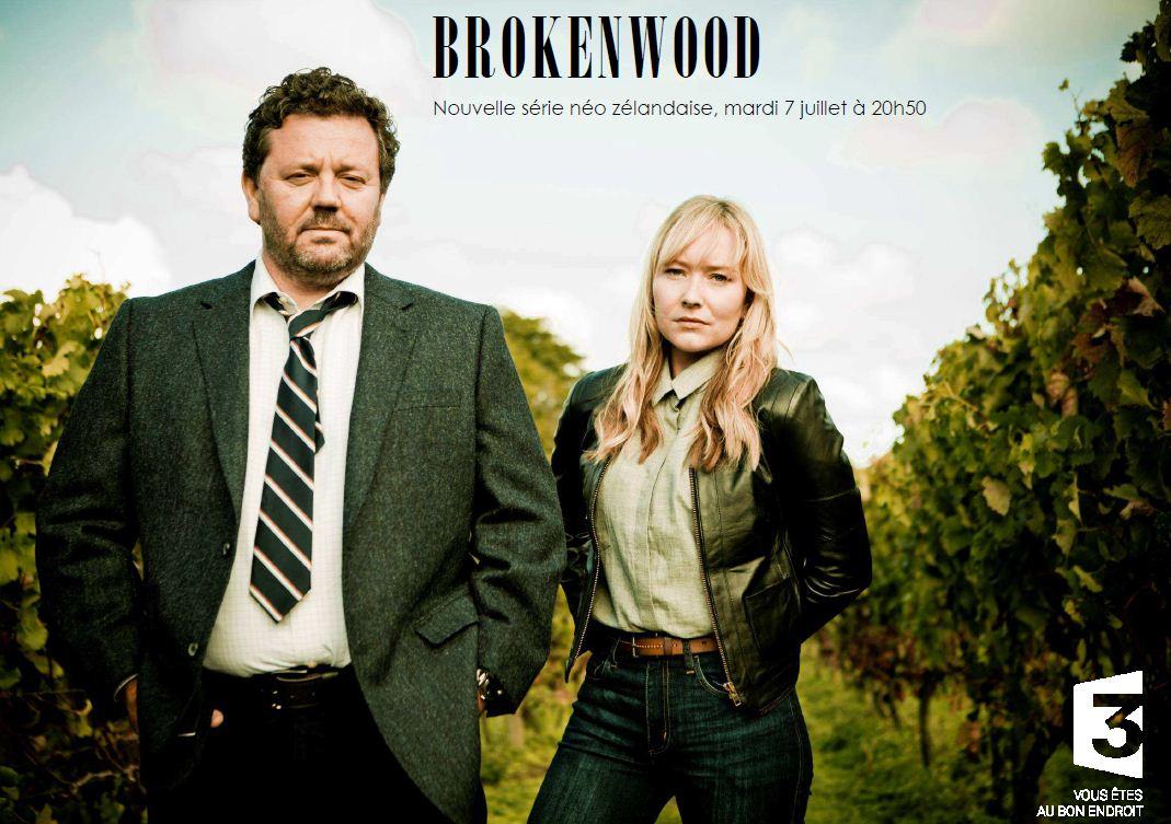 Brokenwood saison 1 - affiche