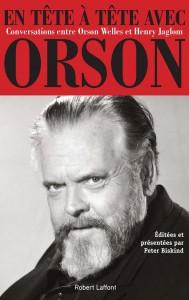 En tête à tête avec Orson - couverture