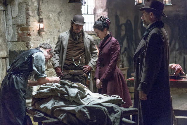 Penny Dreadful saison 1 - image